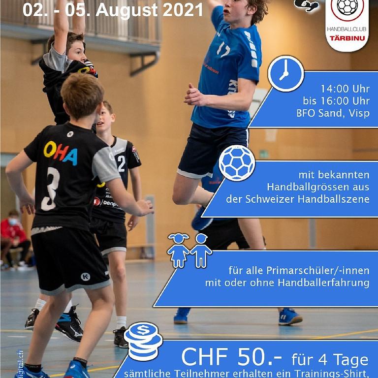 DSM Handball Camp