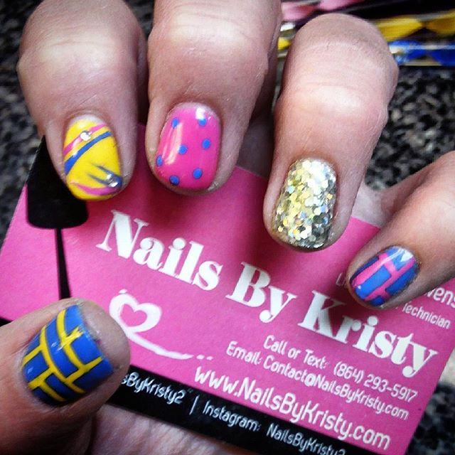 #gelpolish #premiumnails #nailart #creative #nailsbykristy #nailsmagazine #nailporn #getnailed #nail