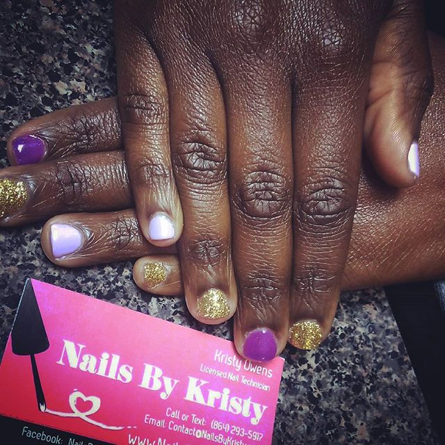 #latepost #gelpolish #nails #natural #naturalnails #tricolor #nailporn #nailswag #nailsbykristy2 #bo