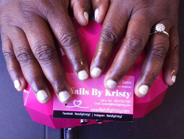 #gelpolish #whitelillies #premiumnailsproducts #idonails #whatsyoursuperpower #nailsbykristy2 #acryl