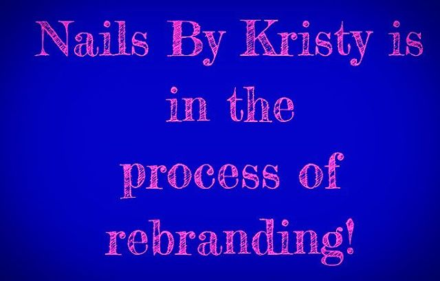 #nailsbykristy #rebranding #ClawsByCookie #comingsoon #addedservices #walkins #appointments #scnailt