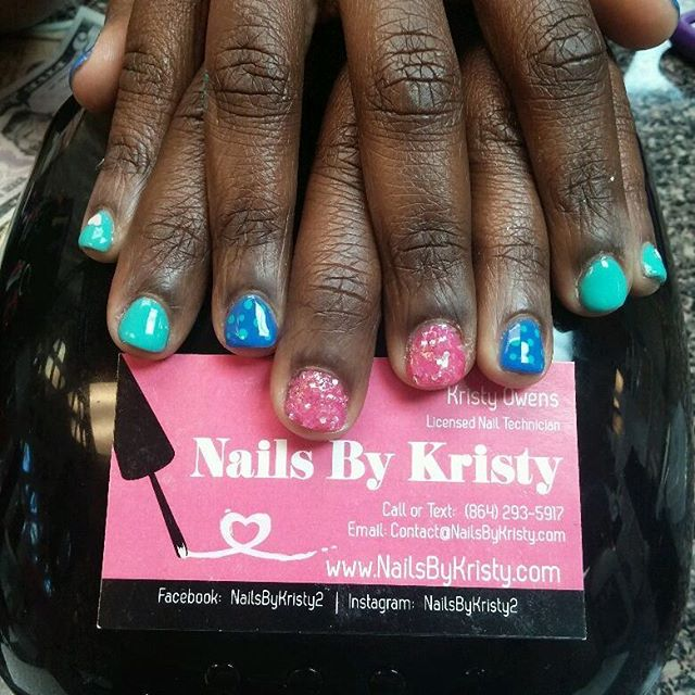 #premiumnails #gelmanicure #gelpolish #nailart #nailsbykristy #scheduleyourappointment #bookwithme #