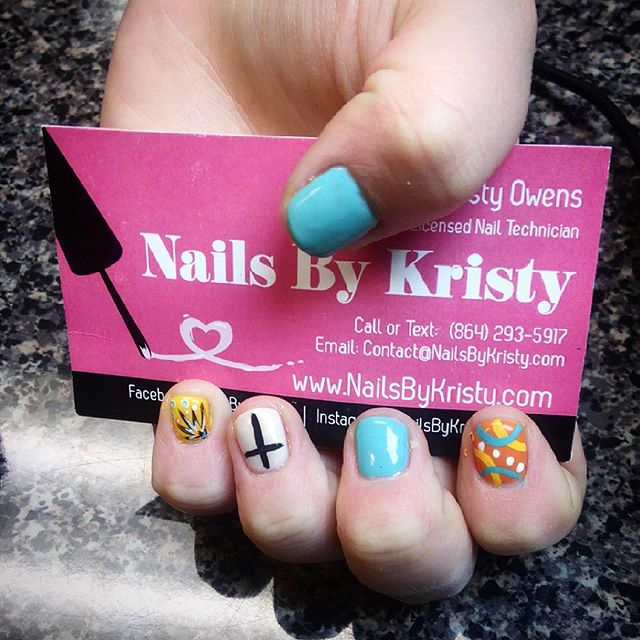 #gelmanicure #nailsbykristy ##premiumnails #nailart #naildesign #naildit #scheduleyourappointment