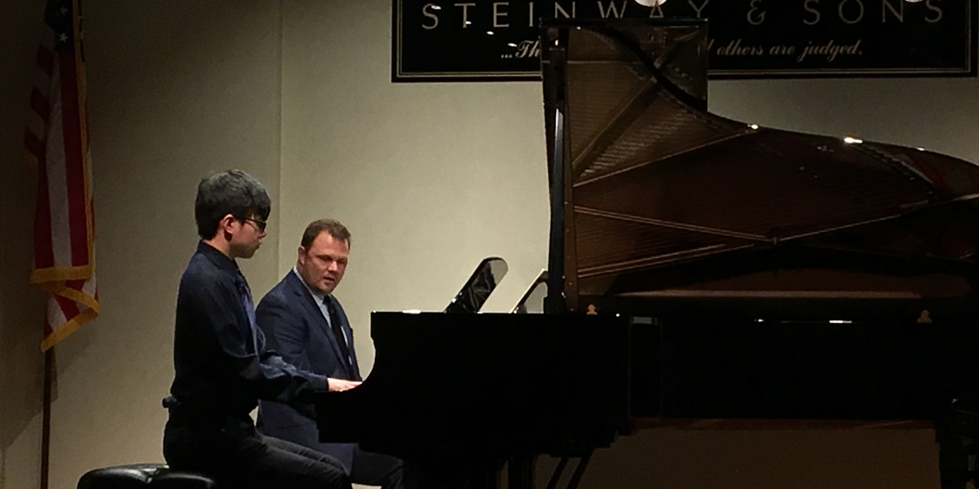 Master Class with Thomas Rosenkranz