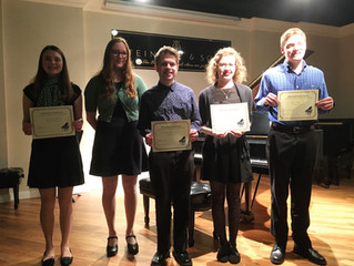 Sonatina Honors Recital