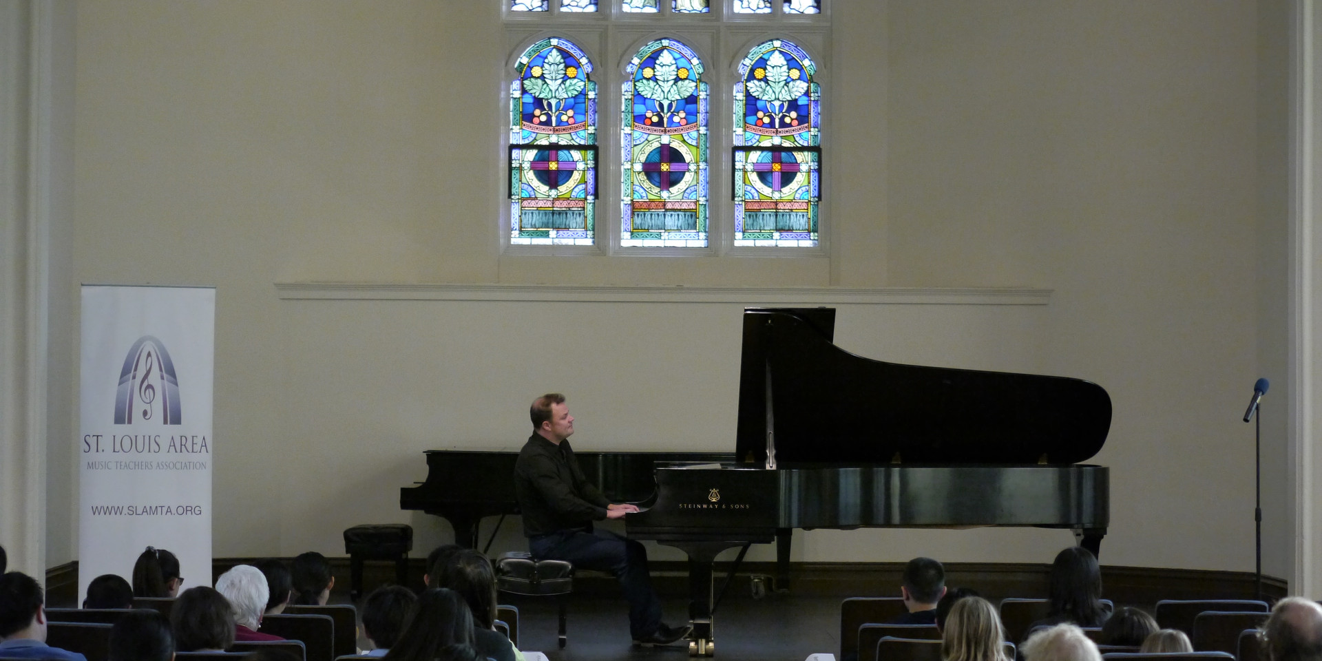 Legacy Fund Concert, Thomas Rosenkranz