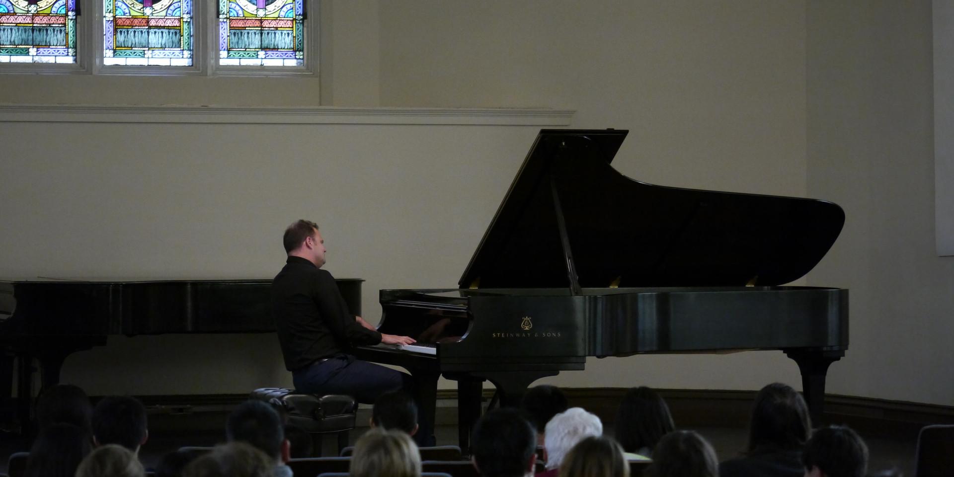 Legacy Fund Concert: Thomas Rosenkranz