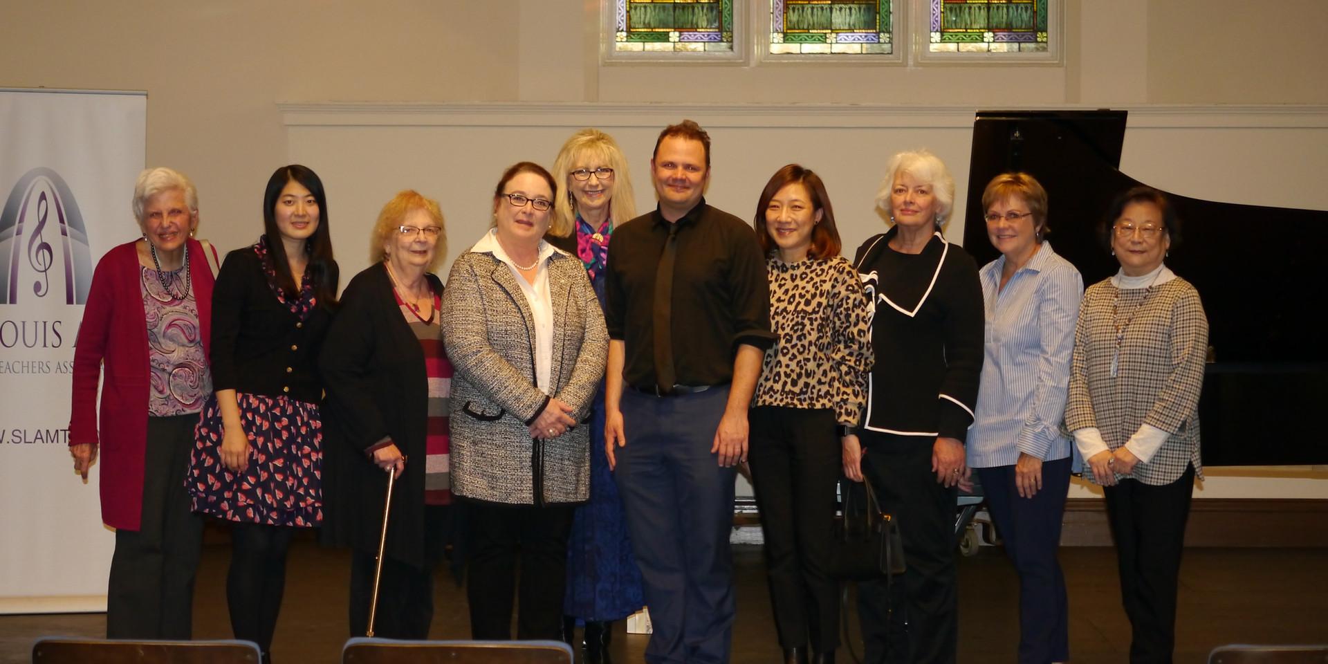 Legacy Fund Concert: Guest Artist with SLAMTA Teachers