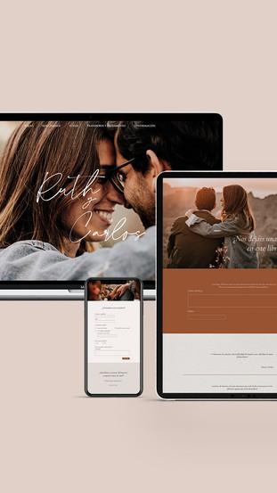 Tu web de boda, la nueva invitación digital