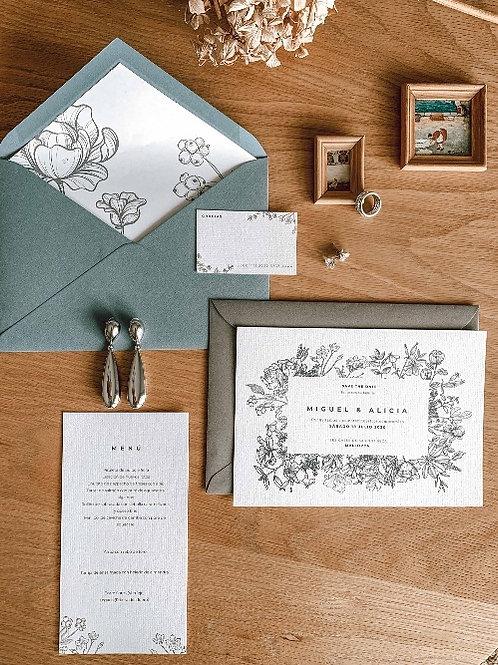 Invitación de boda 1900_2