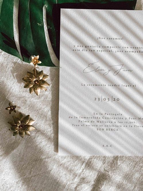 Invitación Sena