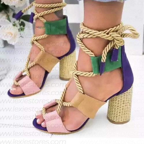 Fashion Women Fishmouth Sandal