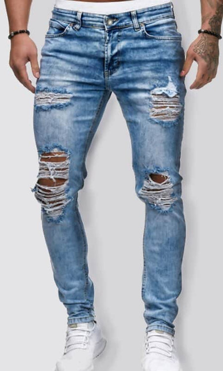 Men Ripped Jeans