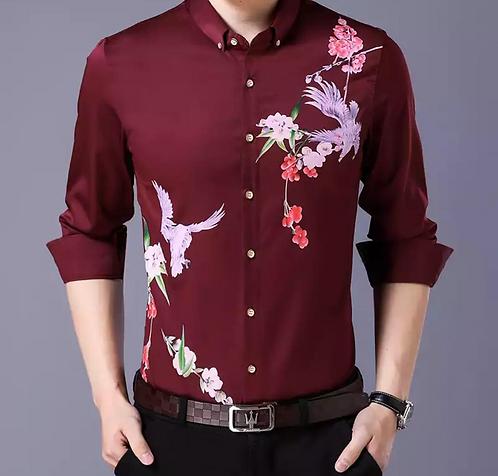 Men Dressing Shirt