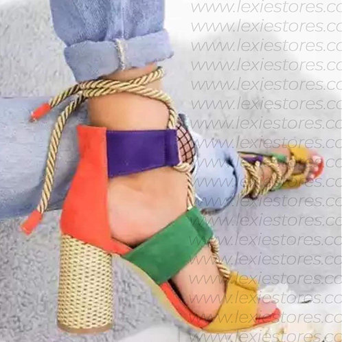 Fashion Women Fishmouth Sandal