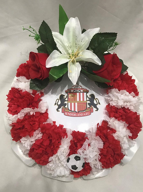 Football / Rugby Posy Pad