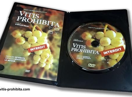 DVD Vitis prohibita