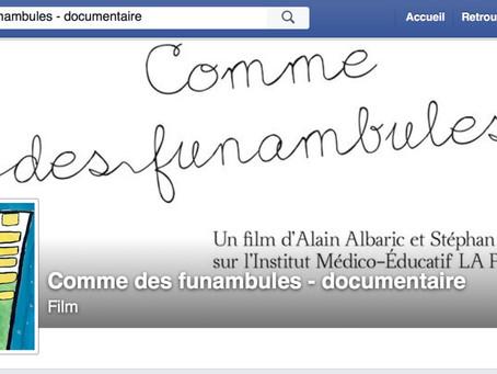 """Documentaire """"Comme des funambules"""""""
