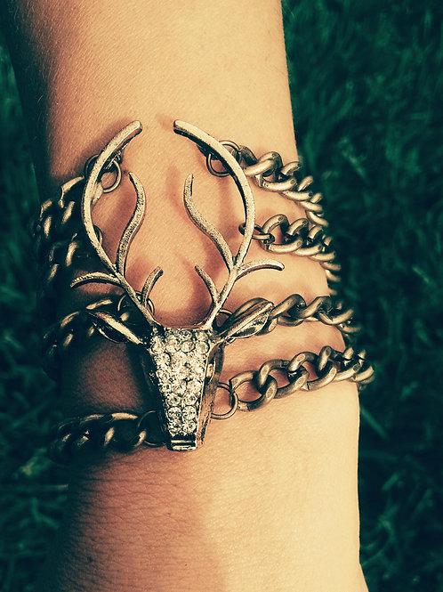 Hot Antler Bracelet