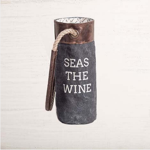 Seas The Wine