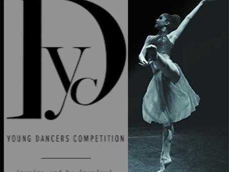 Attitude no Young Dancers Competition, de 1 a 3 de fevereiro 2019