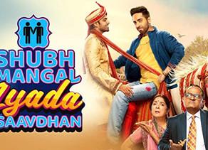 Shubh Mangal Zyada Saavdhan ( Extra Careful of Marriage) (2020)