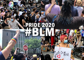 Pride Month 2020 - Month of Unity Against Racism