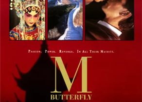 M. Butterfly (1988) by David Henry Hwang