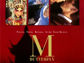 M. Butterfly (1988) by David Henry Hwang