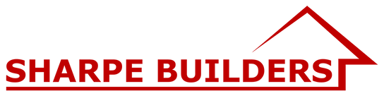 SHARPE BUILDERS Logo