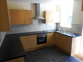 Devon House Renovation Kitchen