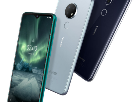 Nokia 7.1 gets the Android 10 update.