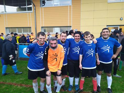 Journée 2 du championnat de foot adapté (23-11-19)