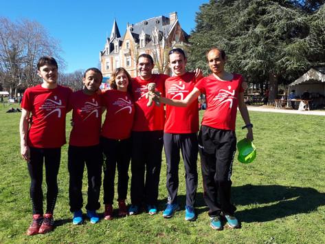 FRANCE DE CROSS: Du dépassement de soi et une médaille de bronze pour ESAGAMI
