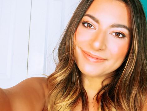 Tarte - makeup look