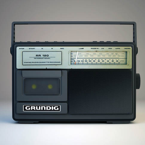 Radio front