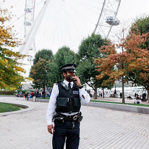 lonon police