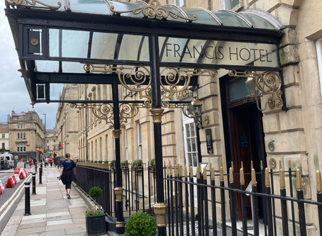 The Francis Hotel Bath MGallery Staycation UK Review Part:1