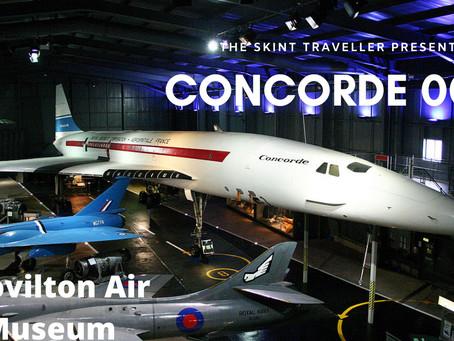 Concorde 002 - Yeovilton Air Museum Experience 2020 PT:2