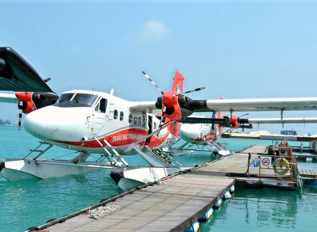 Conrad Maldives Seaplane Male Transfer 2020 Review