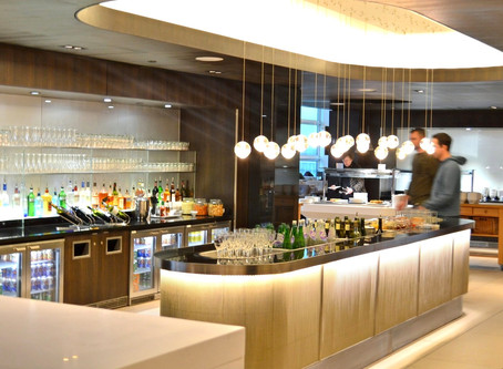 BA British Airways Gatwick South Lounge  Business Class Review 2020 - Is it any good?