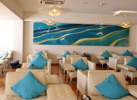 Conrad Maldives Seaplane Male Lounge [Update 2020] Review