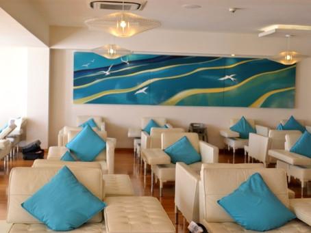 Conrad Maldives Seaplane Male Lounge [Update 2020] Review