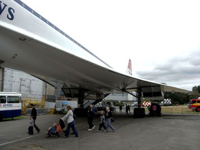 Concorde Jet Plane Experience PT:1 Review [Update 2020]