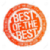 12230712-best-of-the-best-rubber-stamp-.