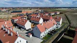Zdjęcia nieruchomości z drona Proszuków