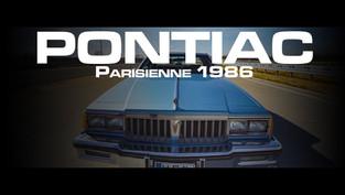 Pontiac Parisienne 1986 Filmo motoryzacyjny