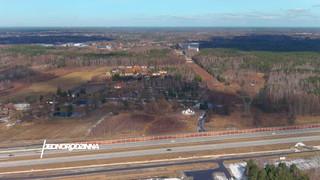 Filmy z nieruchomości z drona