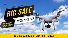Jaka jest cena filmu z drona?