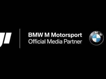 DJI zostaje partnerem medialnym BMW Motorsport